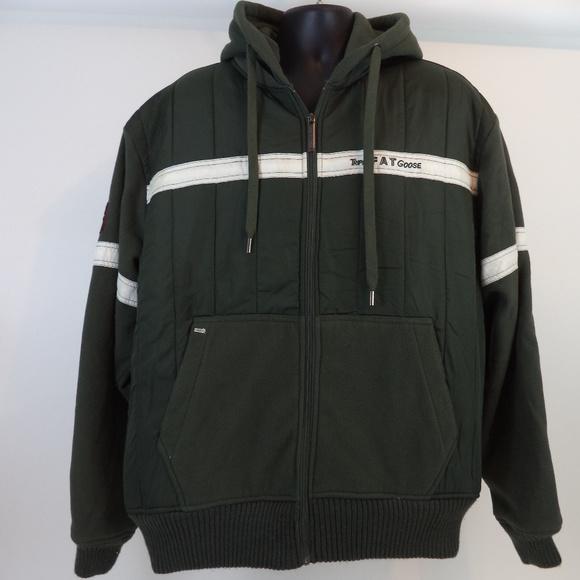 65924775b99 Triple Fat Goose Men's Winter Coat XXL CL1258 0719